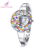 Women Dress Women Watch Fashion Casual Watch Quartz Luxury Wristwatches Multi color Watches
