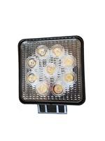 20pcs 27W work light 4inch  work light spot or square 12V
