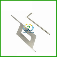 Free Shipping Unlock Tool/ Case Opening Take Apart X-Clamp For XBOX 360 Slim