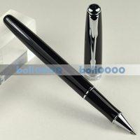 ROLLER BALL PEN Gel Pen KAIGELU 356 NOBLEST BLACK SILVERY K054