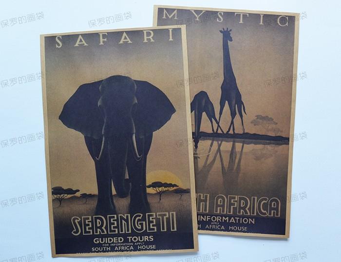 Online Get Cheap Safari Posters Alibaba