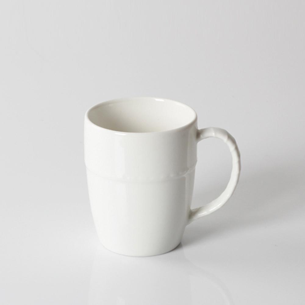 Free Shipping 400ml White Bone China Cups/Mugs/Coffee Cup/Ceramic Office Cup/Girl Gift/Water Mug New 2015Zakka Limited Edition(China (Mainland))