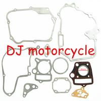 Universal 4 Stroke  50CC Dirt Pit Bike Engine Full Paper Gasket    Mini Motocross Engine Repair Accessory CRF KLX TTR SSR