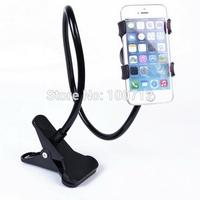 High quality Metal Multifunction 360 Degree Flexible Rotating Adjustable Lazy Phone Holder Desktop Car Mount For Most Phones