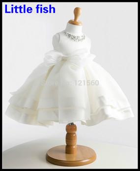 Бесплатная доставка высокая quailty кружева цветок девочки платья для свадеб маленьких ...