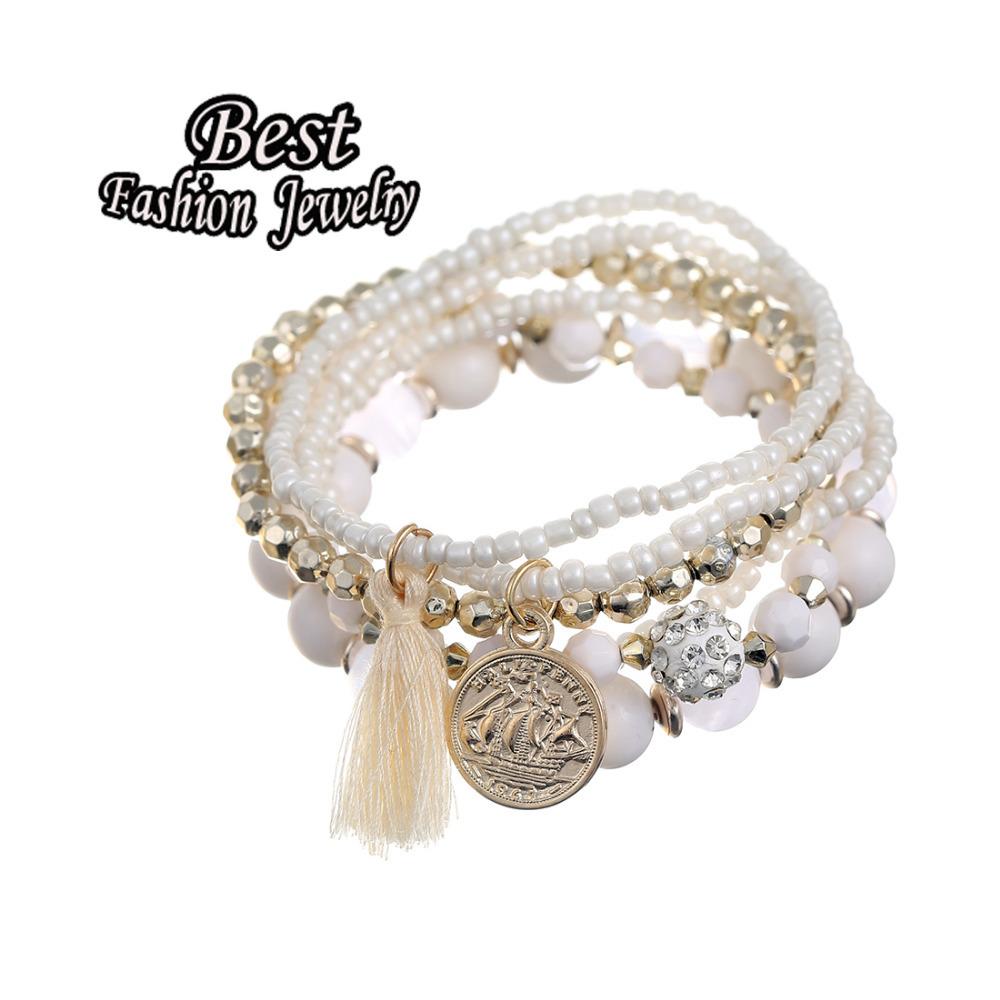 Браслет на шнурках Best Fashion Jewelry  SL267 браслет на шнурках lisa jewelry 7 1 h323 363 fh323 363