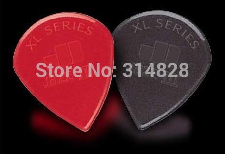 72 pieces Jazz III picks Guitar Picks Black picks Red Guitar Picks TOP SELLER from china free shipping(China (Mainland))