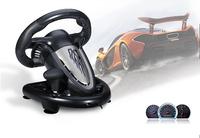 Game Gaming Racing steering Wheel Padel for PC Computer Pedal vibration Racing simulation