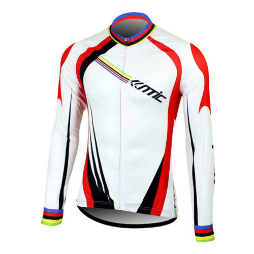 [해외]New Mens Cycling Bicycle Long Sleeve Comfortable S..