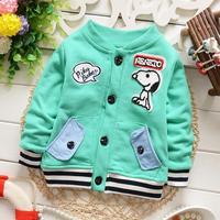 4pc/lot kids cardigan 2015 spring baby coats children jackets wholesale boys clothing 770