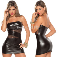 M-XXXL big size sexy Lingerie Black/ Silver Sexy Toys Dress Adult Costumes For female ,halloween costumes for women