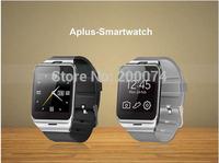 "Waterproof Aplus GV18 Smart watch phone 1.55"" GSM NFC Camera wrist Watch SIM card Smartwatch for iPhone6 Samsung Android Phone"