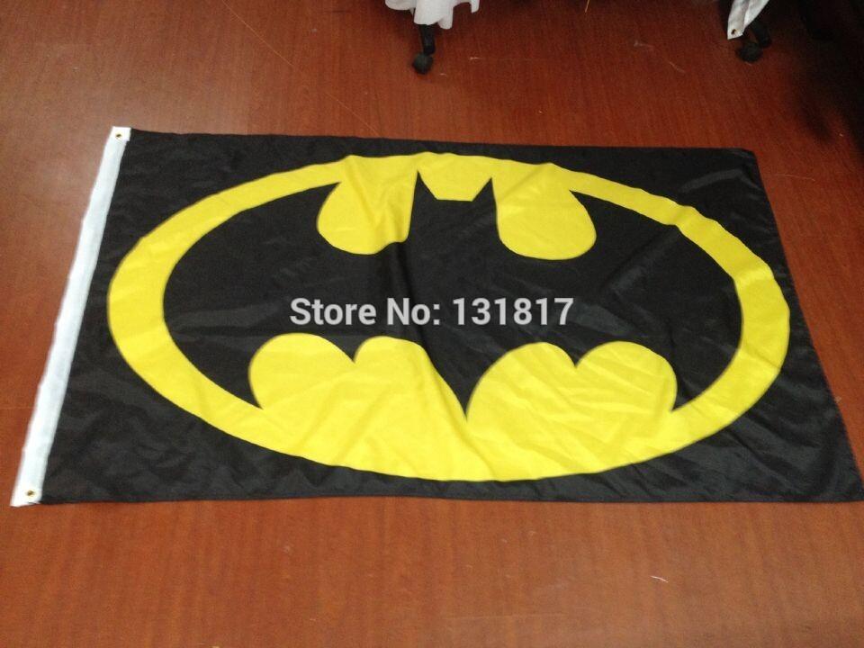batman flag custom flag(China (Mainland))