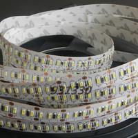HOT 10 x 5M Super bright White 3014 SMD 204leds/M LED Flex Strip Light Lamp DC12V