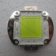 100 W из светодиодов Bridgelux чип 140-150lm / W 45mil из светодиодов проектор для своими руками проектор лампа DC32-38V снег белый