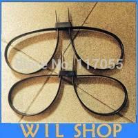 Free shipping,10pcs/lot plastic police handcuffs Double Flex Cuff Disposable Handcuffs Nylon Self Locking tie