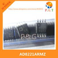 AD8221ARMZ IC OPAMP INSTR 825KHZ 8MSOP