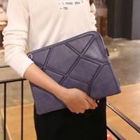 Desigual Bags 2015 clutch women bag  handbag fashion day clutch fashion plaid bag wallet bolsos mujer bolsas femininas bolsa