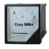 AC 0-150A Analog AMP Ampere Panel Meter Gauge 42L6