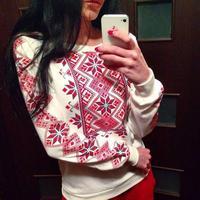 Free Shipping 2015 Women Hoody Spring Autumn Casual Printed Sweatshirts Fleece French Terry long sleeve Sweatshirt Women Hoodies