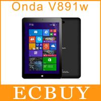 """8.9"""" Onda V891w Windows 8.1 win8 tablet pc Intel Z3735 Quad Core IPS 1920x1200 2GB/32GB OTG Dual Camera 5.0MP Bluetooth WIFI"""