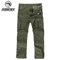 Junbeiku2014 male outdoor trousers cold-proof waterproof windshield outdoor sports pants