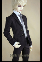 Handsome Man Suit Outfit 3colors For BJD SD10 SD13 Boy SD17 IP SID,IP EID, SOOM Doll Clothes