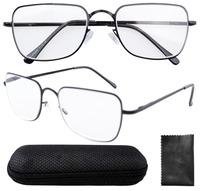 Stainless Steel Frame Spring Hinges Reading Glasses R1501+0.00/0.50/0.75/1.00/1.25/1.50/1.75/2.00/2.25/2.50/2.75/3.00/3.50/4.00