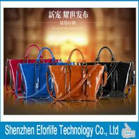 Fashionable Casual Vintage Women Shoulder Bag Wax oil Pattern Ladies Female Messanger Bags Handbag