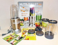 Free shipping New Nutri Bullet Pro 900 Series Blender Juicers with Recipe Books 900W AU/US/UK/EU plugs are available