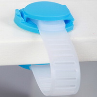 Cute Bendy Door Drawer Safety Lock For Child Kids Baby With 3M