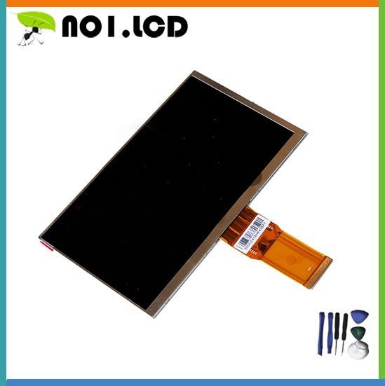 7 -inch HD163*97mm 73002017501E E219454 1024*600 LCD screen display FREE SHIPPING(China (Mainland))