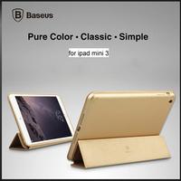 Baseus Primary Series Ultra-thin Intelligent Leather Case with Holder and Sleep Function for iPad mini 3 / mini Retina / mini