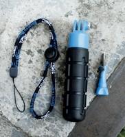 F09892 TMC Grenade Grip Hand Grip For Gopro Hero3plus 4 3 2 1 SJ4000 Action Camera Color Blue + Freepost