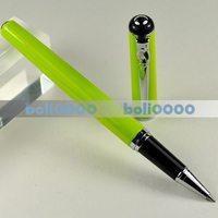 Gel Pen ROLLER BALL PEN KAIGELU 353 NOBLEST GREEN Silvery K064
