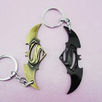 NEW Design The Avengers Charm Batman United Superman Keychain & Key Ring Pendant Collection Wholesale