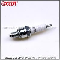 Universal spark plug C7HSA 4629 Copper Core for 125cc Dirt Bike/Pit bike