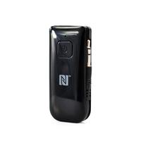 Newest Disnix V4.0 APTX Mini Bluetooth Audio Music Receiver Wireless Stereo Speaker Adapter Foldable 3.5mm Audio Cable
