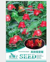 Campanula ornamental pepper seeds, pepper seeds - 20 particles