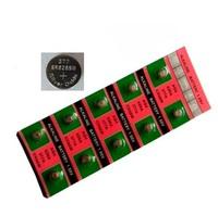 10 pcs/lot AG4 377A 377 LR626 SR626SW SR66 LR66 button cell Battery for Watch batteries