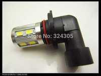 1pcs/lot 9005 hb3 12 SMD 5630 + 1 Cree LED Daytime Running  brake light Fog Light Head Lamp white blue red