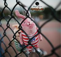 Escape prison rabbit rabbit kirilenko putin doll doll accessories