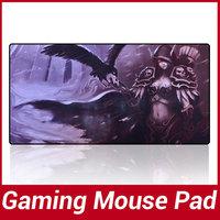 Fashion Comfort Large Gaming Mouse Pad Locking Edge 600x300x3 Speed-type Mousepad Computer Mice Gamer Play Mat For Dota 2 LOL CS