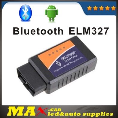 Оборудование для диагностики авто и мото Super mini ELM327 2015 Bluetooth ELM327 OBD2 OBD II v2.1 ELM327 excel v1 5 mini elm327 obd2 obd ii bluetooth can bus
