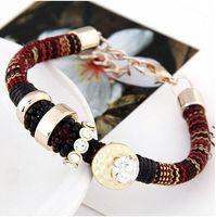 European and American fashion Bohemia magnet bracelet#09060830
