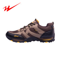 2014 Autumn new arrival double star super light quick-drying hiking shoes sport shoes unisex 3 colors 7 sizes