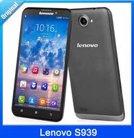 Unlocked Lenovo S939 8GB 6.0 inch 3G Android 4.2.2 Phablet MTK6592 1.7GHz Octa Core RAM 1GB WCDMA & GSM Dual SIM