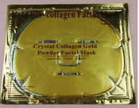 Collagen Gel Face Mask contains Hylauronic Acid- 24K Gold & Hydrolyzed Silk 1000Pcs/Lot Wholesale