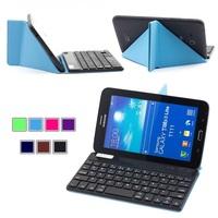 7-8 inch Bluetooth Keyboard Case for Teclast X80H P80 A80h A78 P88S G17S miniCube Talk 7X  Iwork7 Iwork8 Onda V820W Tablets PC