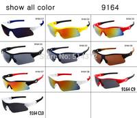 WG with original case box o coating sunglasses HB 9164 sunglasses mens sport cycling sunglasses